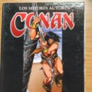 Cómics: LOS MEJORES AUTORES DE CONAN, TONY DE ZUÑIGA. Lote 160492462