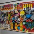 Cómics: INCREDIBLE HULK & IRON MAN COMPLETA 9 NUMEROS - FORUM OCASION. Lote 160517390