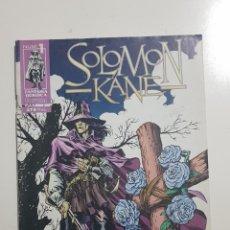 Cómics: FANTASÍA HEROICA - SOLOMON KANE Nº 1 ROBERT E. HOWARD FORUM MARVEL COMICS. Lote 160532922