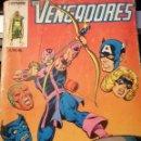 Cómics: LOS VENGADORES VOLUMEN 1 AL 5. Lote 160542246
