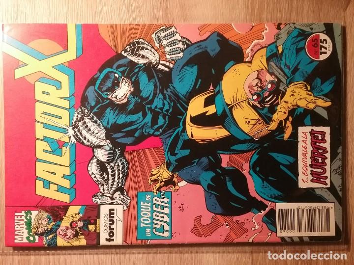 FACTOR X 65 VOL.1 # N (Tebeos y Comics - Forum - Factor X)