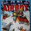 Cómics: AIRBOY Nº 12 - FORUM 1991 ''BUEN ESTADO'' . Lote 160546350