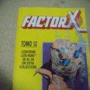 Cómics: FACTOR X Nº 12 - RETAPADO Nº 56 AL 59 - ED. FORUM. Lote 160562662
