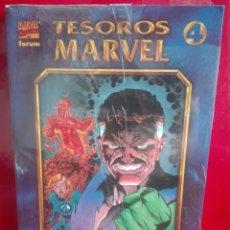Cómics: TESOROS MARVEL LOS 4 F LOS AÑOS PERDIDOS COMPLETA # O. Lote 160574286