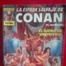 Cómics: LA ESPADA SALVAJE DE CONAN 50 PRIMERA EDICIÓN # O. Lote 160586002