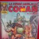 Cómics: LA ESPADA SALVAJE DE CONAN 56 PRIMERA EDICIÓN # O. Lote 160586114