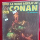Cómics: LA ESPADA SALVAJE DE CONAN 112 PRIMERA EDICIÓN # O. Lote 160586382
