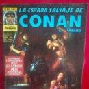 Cómics: LA ESPADA SALVAJE DE CONAN 118 PRIMERA EDICIÓN # O. Lote 160586526