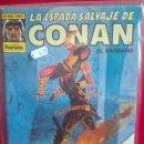Cómics: LA ESPADA SALVAJE DE CONAN 125 PRIMERA EDICIÓN # O. Lote 160586614