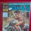 Cómics: LA ESPADA SALVAJE DE CONAN 129 PRIMERA EDICIÓN # O. Lote 160586638