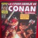 Cómics: LA ESPADA SALVAJE DE CONAN 133 PRIMERA EDICIÓN # O. Lote 160586686