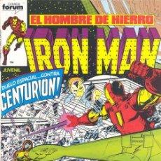 Cómics: IRON MAN VOL.1 Nº 3 - FORUM. EL HOMBRE DE HIERRO.. Lote 160596966