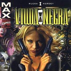 Cómics: MAX: VIUDA NEGRA - FORUM. VENGADORES.. Lote 160597414