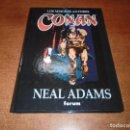Cómics: CONAN. LOS MEJORES AUTORES. NEAL ADAMS.. Lote 160597742