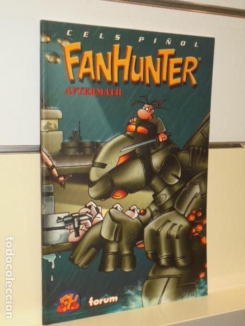 FANHUNTER AFTERMATH CELS PIÑOL - FORUM - OFERTA (Tebeos y Comics - Forum - Otros Forum)