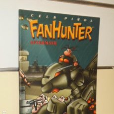 Comics - FANHUNTER AFTERMATH CELS PIÑOL - FORUM - OFERTA - 160618942