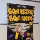 Cómics: FAN LETAL FAN CON NATA Nº 5 CELS PIÑOL - FORUM - OFERTA. Lote 160619566