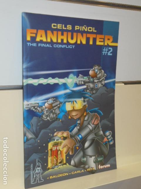 CELS PIÑOL FANHUNTER THE FINAL CONFLICT Nº 2 - FORUM - (Tebeos y Comics - Forum - Otros Forum)