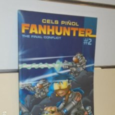 Cómics: CELS PIÑOL FANHUNTER THE FINAL CONFLICT Nº 2 - FORUM - . Lote 160621670