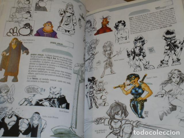 Comics: CELS PIÑOL ILLUSTRATED 1989 - 2003 - FORUM - OFERTA - Foto 4 - 160622966