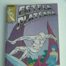 Cómics: ESTELA PLATEADA. RETAPADO NUMEROS 1 AL 5 VOLUMEN 1 FORUM. SILVER SURFER.. Lote 160627998