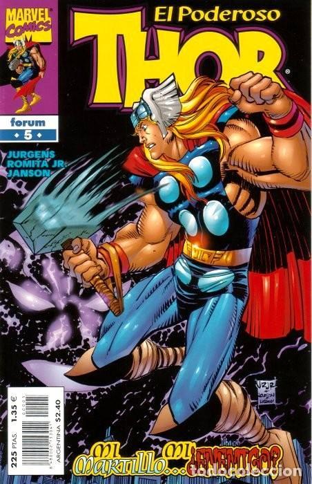 THOR VOL.4 Nº 5 - FORUM (Tebeos y Comics - Forum - Thor)