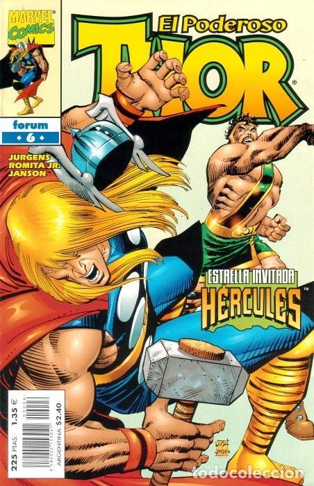 THOR VOL.4 Nº 6 - FORUM (Tebeos y Comics - Forum - Thor)