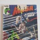 Cómics: MARVEL COMICS - LA MASA VOL. 1 Nº 10 FORUM 1983 THE HULK AVENGERS VENGADORES. Lote 160682042