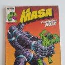 Cómics: MARVEL COMICS - LA MASA VOL. 1 Nº 14 FORUM 1983 THE HULK AVENGERS VENGADORES. Lote 160682230
