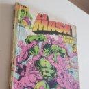 Cómics: MARVEL COMICS - LA MASA VOL. 1 Nº 17 AL 20 FORUM 1983 THE HULK AVENGERS VENGADORES. Lote 160682422