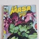 Cómics: MARVEL COMICS - LA MASA VOL. 1 Nº 35 FORUM 1985 THE HULK AVENGERS VENGADORES. Lote 160682730