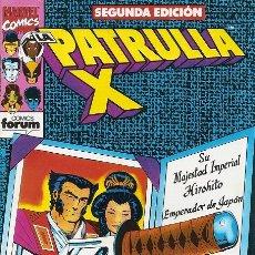 Cómics: LA PATRULLA-X (2ª EDICIÓN) VOL.1 Nº 25 - FORUM IMPECABLE. Lote 160687706