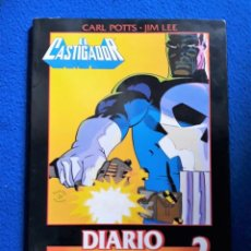Comics : EL CASTIGADOR - DIARIO DE GUERRA 2 - OBRAS MAESTRAS 27. Lote 160697938