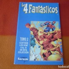 Cómics: LOS 4 FANTASTICOS VOL. 3 NºS 6, 7, 8, 9, Y 10 RETAPADO ( CLAREMONT LARROCA ) ¡MUY BUEN ESTADO! FORUM. Lote 160809862