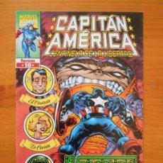Comics: CAPITAN AMERICA CENTINELA DE LA LIBERTAD Nº 10 - MARVEL - FORUM (EX). Lote 160819542