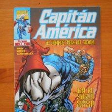 Cómics: CAPITAN AMERICA VOLUMEN 4 Nº 18 - MARVEL - FORUM (EX). Lote 160949326