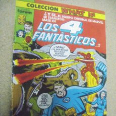 Comics: COLECCIÓN WHAT IF? Nº 6. Lote 160981642