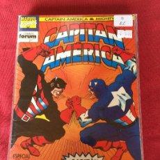 Comics : FORUM CAPITAN AMERICA & THOR NUMERO 9 BUEN ESTADO. Lote 161005898