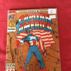 Comics : FORUM CAPITAN AMERICA & THOR NUMERO 1 BUEN ESTADO. Lote 161006018