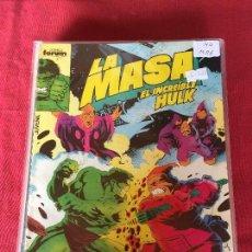 Comics: FORUM LA MASA NUMERO 44 BUEN ESTADO. Lote 161006434