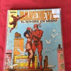 Fumetti: FORUM DAREDEVIL NUMERO 40 NORMA ESTADO. Lote 161008554