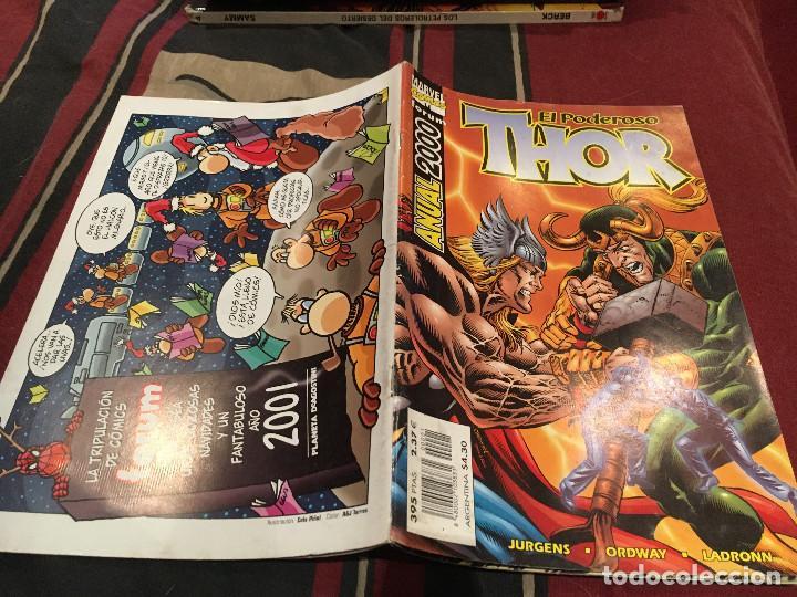 EL PODEROSO THOR ANUAL 2000 (Tebeos y Comics - Forum - Thor)