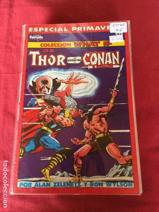FORUM WHAT IF NUMERO EXTRA NORMAL ESTADO (Tebeos y Comics - Forum - Otros Forum)