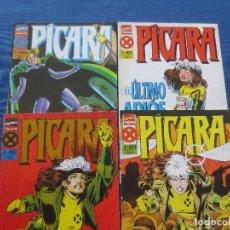 Cómics: MARVEL / X-MEN - PÍCARA MINISERIE COMPLETA DE 4 NÚMEROS - FORUM 1995-1996. Lote 161074954