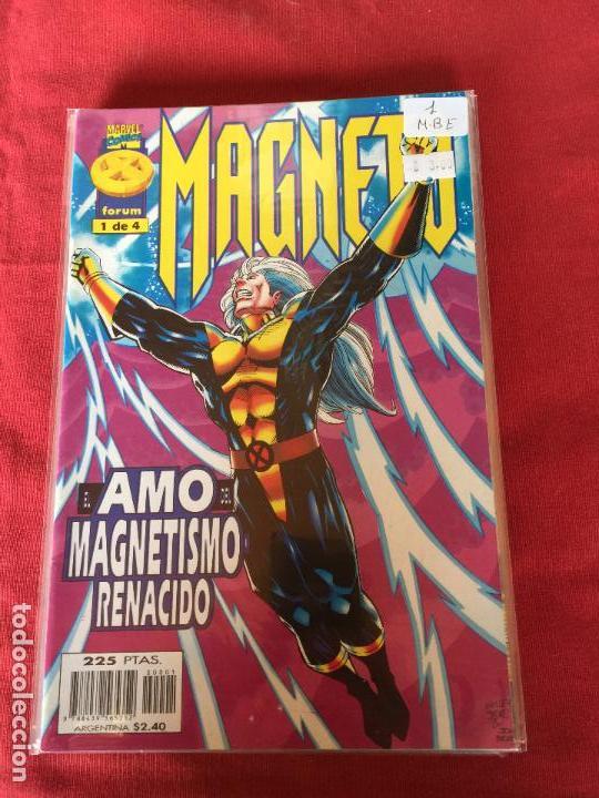 FORUM MAGNETO NUMERO 1 BUEN ESTADO (Tebeos y Comics - Forum - Otros Forum)