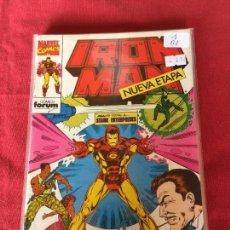 Comics: FORUM FORUM IRON MAN NUEVA ETAPA NUMERO 1 BUEN ESTADO. Lote 161075802