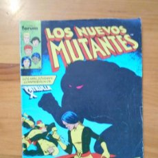 Fumetti: LOS NUEVOS MUTANTES Nº 3 - MARVEL - FORUM (R). Lote 161102770