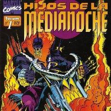 Cómics: HIJOS DE LA MEDIANOCHE VOL.2 Nº 1 - TOMO FORUM. MOTORISTA FANTASMA.. Lote 161502398