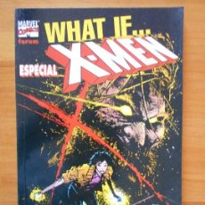 Cómics: WHAT IF... X-MEN - ESPECIAL 1998 - MARVEL - FORUM (BD). Lote 161520950