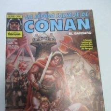 Comics: LA ESPADA SALVAJE DE CONAN Nº 60 FORUM MUCHOS MAS ALA VENTA BUEN ESTADO CX12. Lote 161523446